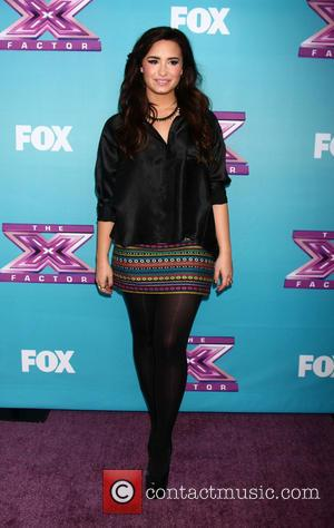 Demi Lovato and X Factor