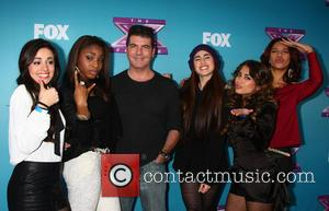 Fifth Harmony, Simon Cowell and X Factor