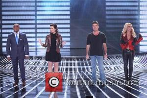 Reid, Demi Lovato, Simon Cowell, Britney Spears and The X Factor
