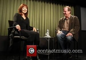 Frances Fisher and Pete Hammond