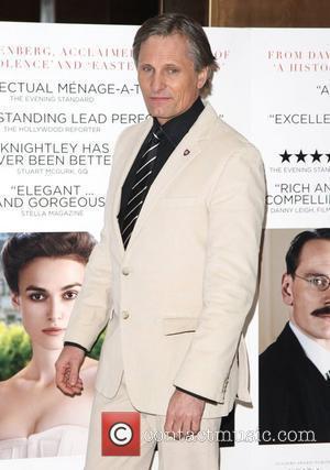 Viggo Mortensen 'A Dangerous Method' gala premiere - Arrivals London, England - 31.01.12