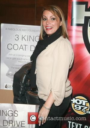Hot 97's Angie Martinez A Fabolous Way Foundation presents it's 1st annual 3 Kings of New York city coat drive...