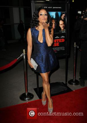 Essence Atkins A Haunted House Premiere held at ArcLight Hollywood in Hollywood, CA  Featuring: Essence Atkins Where: Hollywood, California,...
