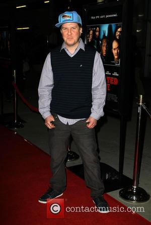 Nick Swardson A Haunted House Premiere held at ArcLight Hollywood in Hollywood, CA  Featuring: Nick Swardson Where: Hollywood, California,...