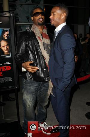 Shawn Wayans; Marlon Wayans A Haunted House Premiere held at ArcLight Hollywood in Hollywood, CA  Featuring: Shawn Wayans, Marlon...