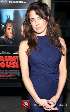 Alanna Ubach A Haunted House Premiere held at ArcLight Hollywood  Featuring: Alanna Ubach Where: Hollywood, California, United States When:...