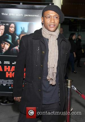 Tommy Davidson A Haunted House Premiere held at ArcLight Hollywood  Featuring: Tommy Davidson Where: Hollywood, California, United States When:...