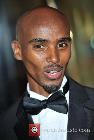 Mo Farah 'A Night of Champions' inaugural ball held at the Grosvenor House - Arrivals. London, England - 01.09.12