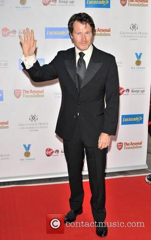 Nick Moran 'A Night of Champions' inaugural ball held at the Grosvenor House - Arrivals. London, England - 01.09.12