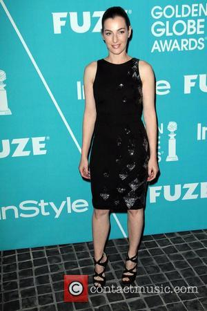Ayelet Zurer The Hollywood Foreign Press Association (HFPA) and InStyle present A Night Of Firsts held at Cecconi's restaurant West...