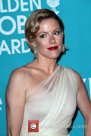 Kathleen Robertson The Hollywood Foreign Press Association (HFPA) and InStyle present A Night Of Firsts held at Cecconi's restaurant West...