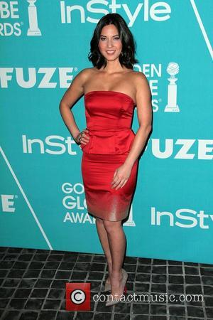 Olivia Munn 'Splits From Ice Hockey Star'