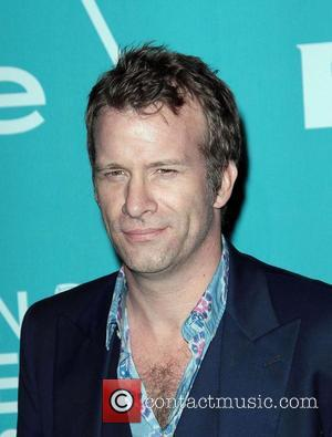 Thomas Jane The Hollywood Foreign Press Association (HFPA) and InStyle present A Night Of Firsts held at Cecconi's restaurant West...