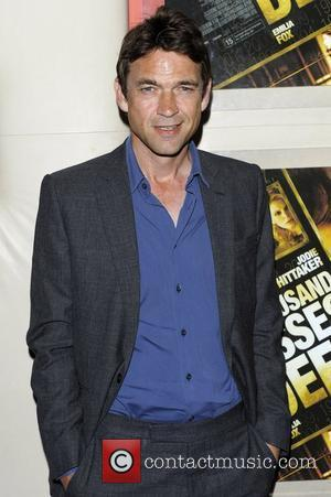 Dougray Scott UK film premiere of 'A Thousand Kisses Deep' held at the Apollo Cinema - Arrivals London, England -...