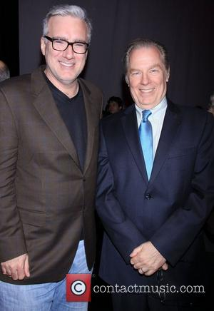 Keith Olbermann, Michael Mckean and The Pearl Theatre