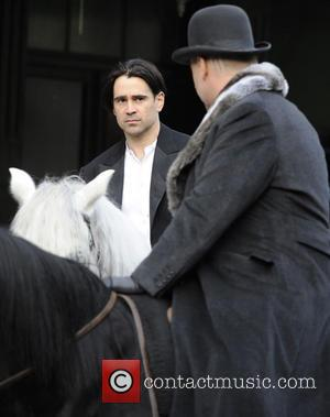 Colin Farrell and Russell Crowe