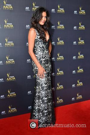Megan Gale The 2012 Australian Academy of Cinema and Television Arts (AACTA) Awards held at the Sydney Opera House Sydney,...