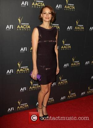 Berenice Bejo 2012 Australian Academy of Cinema and Television Arts Awards held at Soho House - Arrivals Los Angeles, California...