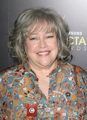 Kathy Bates 2012 Australian Academy of Cinema and Television Arts Awards held at Soho House - Arrivals Los Angeles, California...