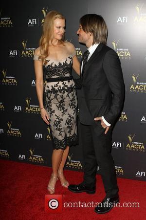 Nicole Kidman and Keith Urban