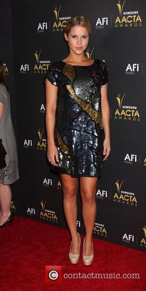 Claire Holt  2012 Australian Academy of Cinema and Television Arts Awards held at Soho House - Arrivals Los Angeles,...