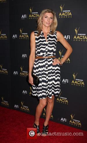 Viva Bianca 2012 Australian Academy of Cinema and Television Arts Awards held at Soho House - Arrivals Los Angeles, California...