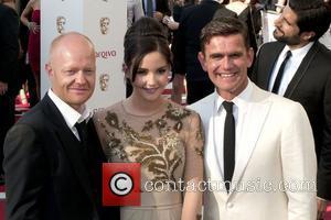 Jake Wood and British Academy Television Awards
