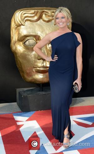 Tina Hobley  The 2012 Arqiva British Academy Television Awards held at the Royal Festival Hall - Arrivals. London, England...