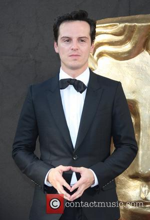 Andrew Scott The 2012 Arqiva British Academy Television Awards (BAFTAs), held at the Royal Festival Hall - Arrivals London, England...
