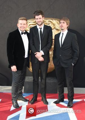 Joe Thomas, Greg McHugh and Jack Whitehall The 2012 Arqiva British Academy Television Awards (BAFTAs), held at the Royal Festival...