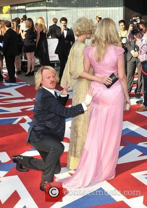 Leigh Francis, Fearne Cotton, Holly Willoughby and British Academy Television Awards