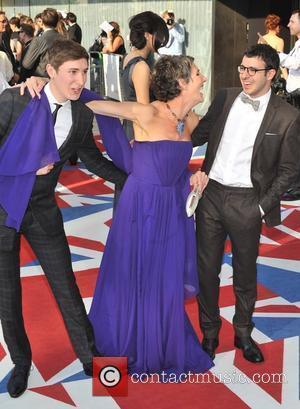 Tamsin Greig, Simon Bird and British Academy Television Awards