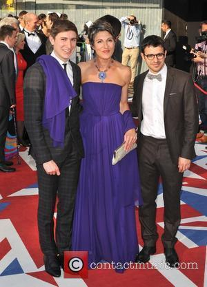 Tamsin Greig and Simon Bird The 2012 Arqiva British Academy Television Awards, held at the Royal Festival Hall - Arrivals...