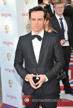 Andrew Scott The 2012 Arqiva British Academy Television Awards held at the Royal Festival Hall - Arrivals. London, England -...