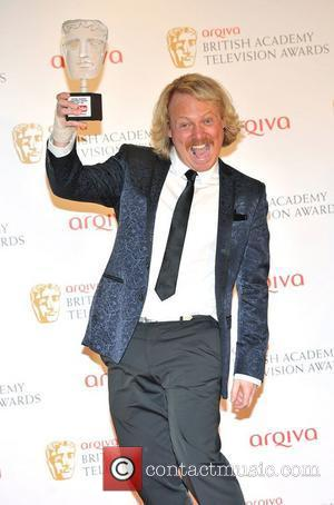 Leigh Francis and British Academy Television Awards