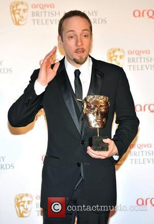 Derren Brown The 2012 Arqiva British Academy Television Awards held at the Royal Festival Hall - Winners Board. London, England...