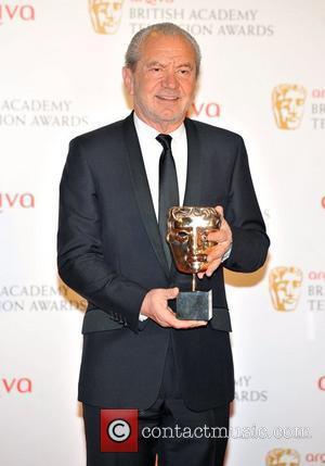 Lord Alan Sugar The 2012 Arqiva British Academy Television Awards held at the Royal Festival Hall - Winners Board. London,...