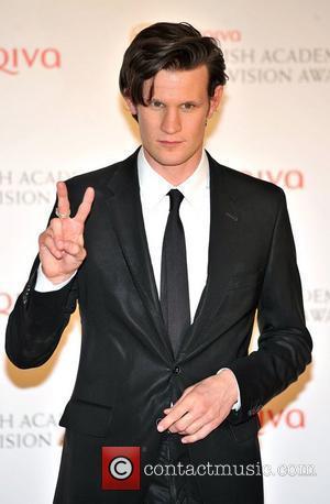 Matt Smith and British Academy Television Awards