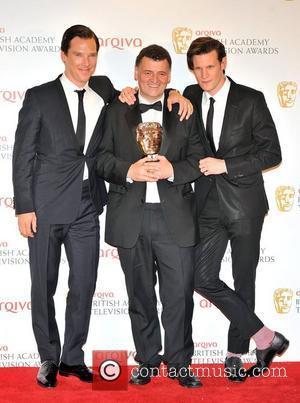 Benedict Cumberbatch, Matt Smith and British Academy Television Awards