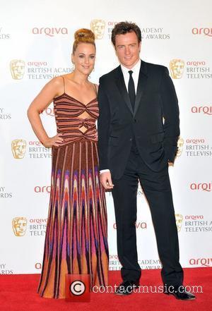 Miranda Raison, Toby Stephens and British Academy Television Awards