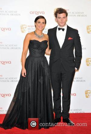 Vicky Mcclure, Sam Claflin and British Academy Television Awards