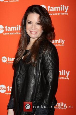 Holly Marie Combs ABC Family West Coast Upfronts party at The Sayers Club Hollywood, California - 01.05.12