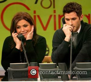 Rachael Ray, and Dave Annable  Celebrities come together for ABC's 'Day of Giving' Telethon, to raise funds for the...