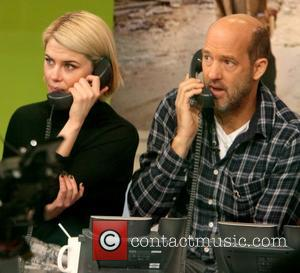 Rachael Taylor and Anthony Edwards Celebrities come together for ABC's 'Day of Giving' Telethon, to raise funds for the victims...