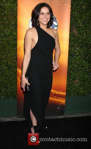 Lana Parrilla ABC's Sunday Night Event at the Lexington Social Club - Arrivals Los Angeles, California - 28.09.12
