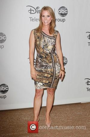 Cheryl Hines 2012 TCA Summer Press Tour - Disney ABC Television Group Party held at The Beverly Hilton Hotel Beverly...