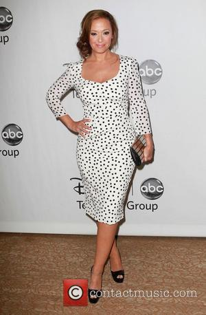 Leah Remini 2012 TCA Summer Press Tour - Disney ABC Television Group Party held at The Beverly Hilton Hotel Beverly...
