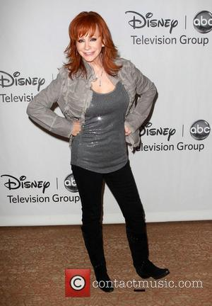 Reba McEntire 2012 TCA Summer Press Tour - Disney ABC Television Group Party held at The Beverly Hilton Hotel Beverly...