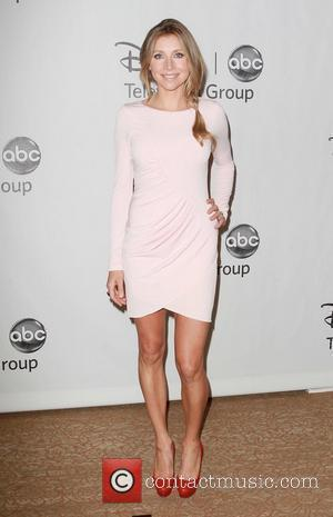 Sarah Chalke 2012 TCA Summer Press Tour - Disney ABC Television Group Party held at The Beverly Hilton Hotel Beverly...