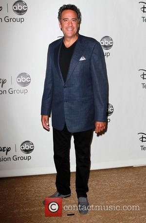 Brad Garrett 2012 TCA Summer Press Tour - Disney ABC Television Group Party held at The Beverly Hilton Hotel Beverly...